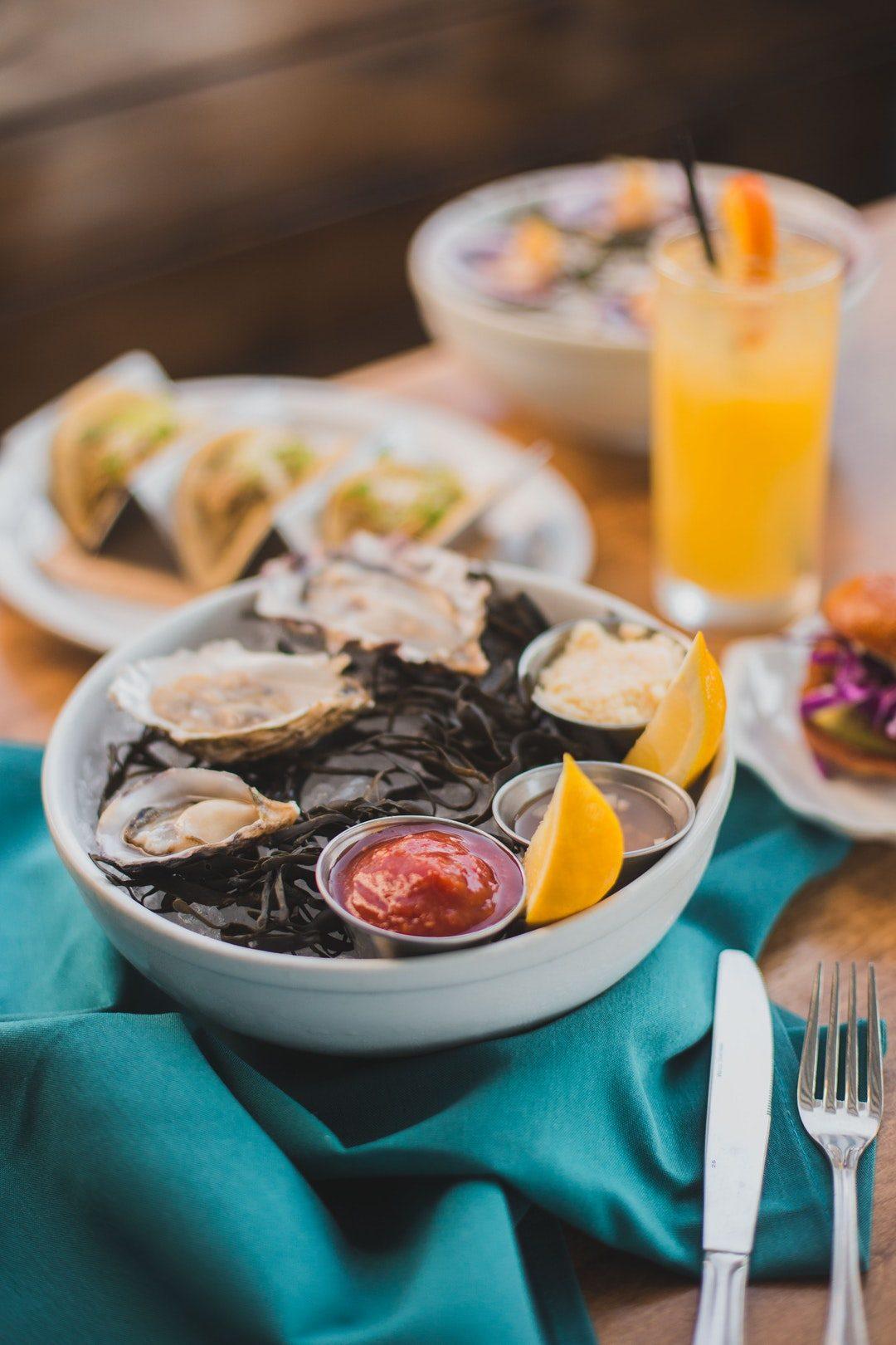 Ocean Shores Restaurants